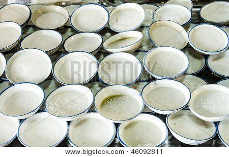 Thai Dessert Cups