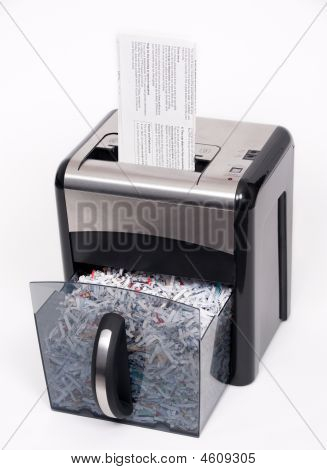 Open Shredder