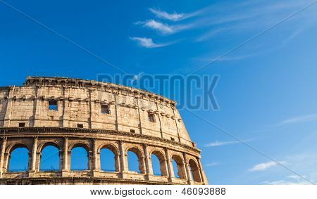 Piece Of Colosseum