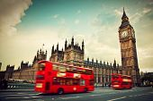 stock photo of clocks  - London - JPG