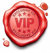 pic of high-quality  - vip very important person exclusive star and famous personality red sign stamp icon ticket - JPG