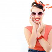 stock photo of xx  - Pinup girl - JPG