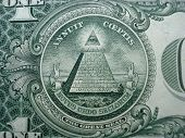 stock photo of illuminati  - A photo the Great Seal  - JPG