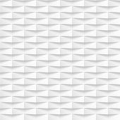 White seamless texture with shadow. Simple clean background texture. 3D Vector interior wall panel p