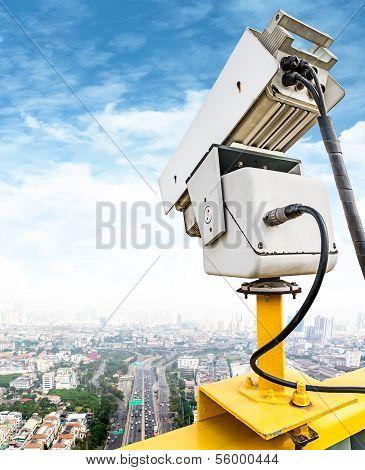 Traffic Security Camera
