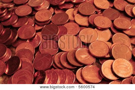One Cent Pieces