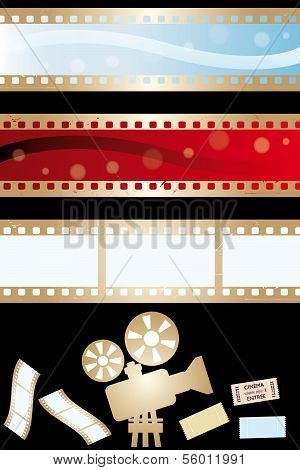 Movie Banners And Paraphernalia