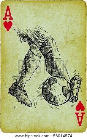 Skills in football