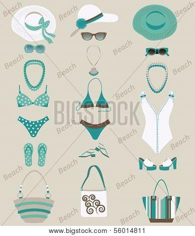 Beach Sets For Women.