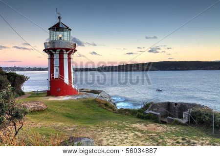The Hornby Lighthouse, Sydney Australia