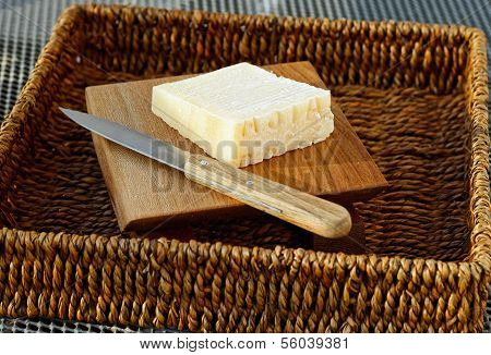 Assiago cheese