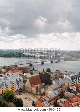 Riga Aerial