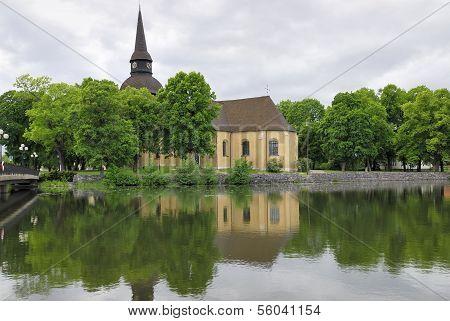 Cloisters Church in Eskilstuna