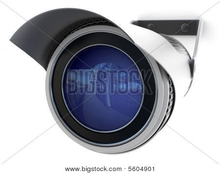security digital tv camera