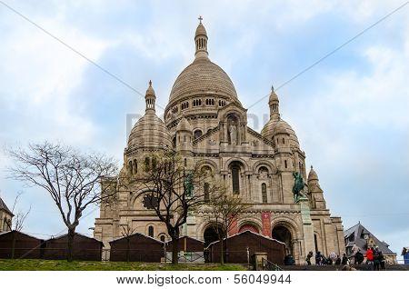 Paris Sacre-cœur