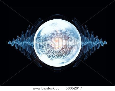 Cool Wave Particle