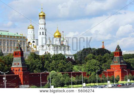 Behind Kremlin Walls