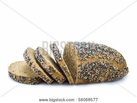 Multigrain Black Bread