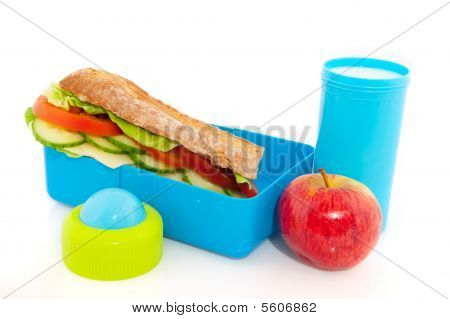 Healthy Lunch Box