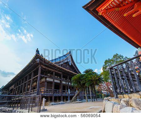 Toyokuni Shrine in Miyajima Island