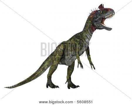 Cryolophosaurus Dinosaur