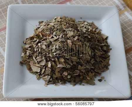 Ginkgo Biloba Cut Dried Herb