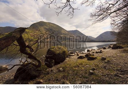 Brotherswater Lakeside English Lakes