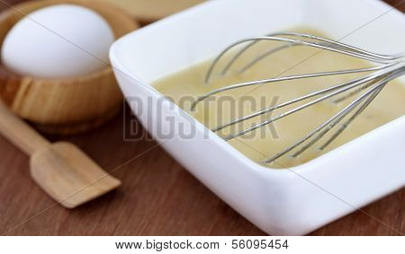 Egg Beater In A Kitchen