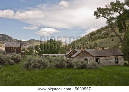 Bootlegger Cabin