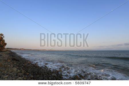 Coast Of Oxnard And Ventura, Ca