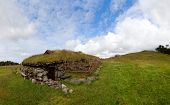 image of iceland farm  - The Iron Age Farm in Stavanger Norway - JPG