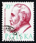 Postage Stamp Poland 1957 Wojciech Oczko, Philosopher And Physician