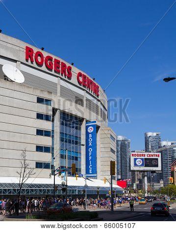 Rogers Center Toronto