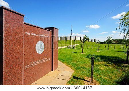 National War Memorial, Alrewas.