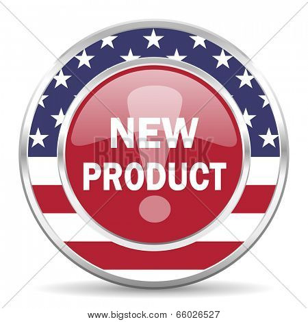 new product american icon, usa flag