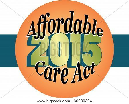 Affordable Care Act 2015 Icon