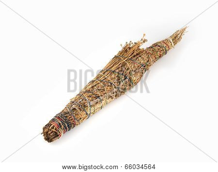 Pueblo Indian Sacred Smudge Stick.