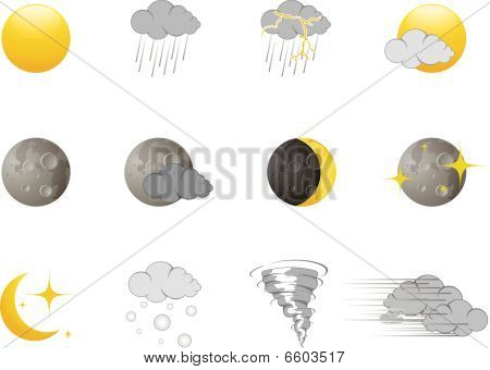 Wetter-Icons