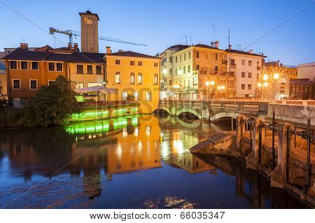 Treviso at Night