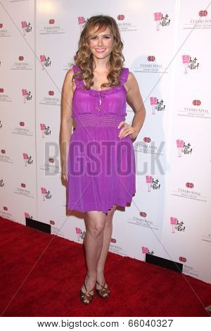 LOS ANGELES - MAY 31:  Brianna Brown at the