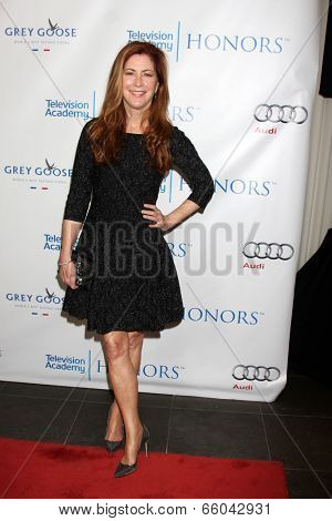 LOS ANGELES - JUN 1:  Dana Delany at the 7th Annual Television Academy Honors at SLS Hotel on June 1, 2014 in Los Angeles, CA