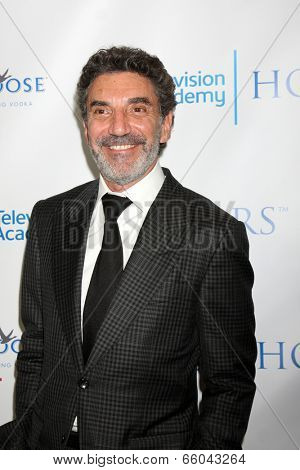 LOS ANGELES - JUN 1:  Chuck Lorre at the 7th Annual Television Academy Honors at SLS Hotel on June 1, 2014 in Los Angeles, CA