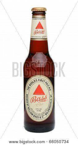 Single Bass Pale Ale Bottle