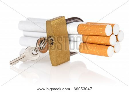 Captured Cigarettes
