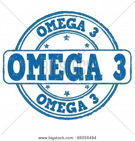 Omega 3 Stamp
