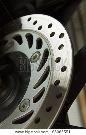 Ventilated Disc Brake