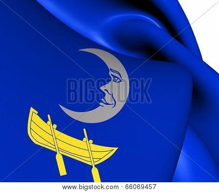 Flag Of Trosa Municipality