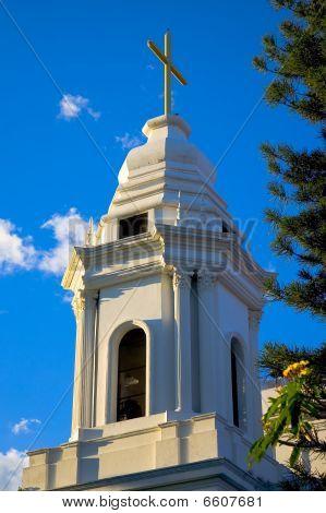 Costa Rica Church In Alajuela