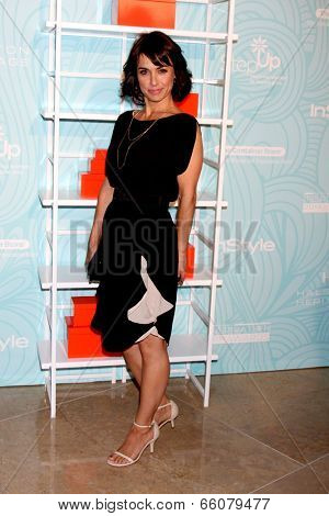 LOS ANGELES - MAY 30:  Constance Zimmer at the Step Up's Inspiration Network Luncheon at Beverly Hilton on May 30, 2014 in Beverly Hills, CA