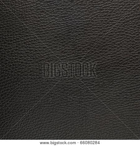 Black Leather Texture